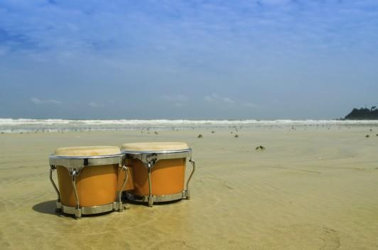 Bongo's beach